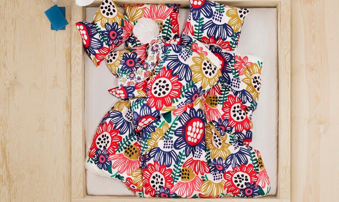 Nuovi tessili per la casa by IKEA