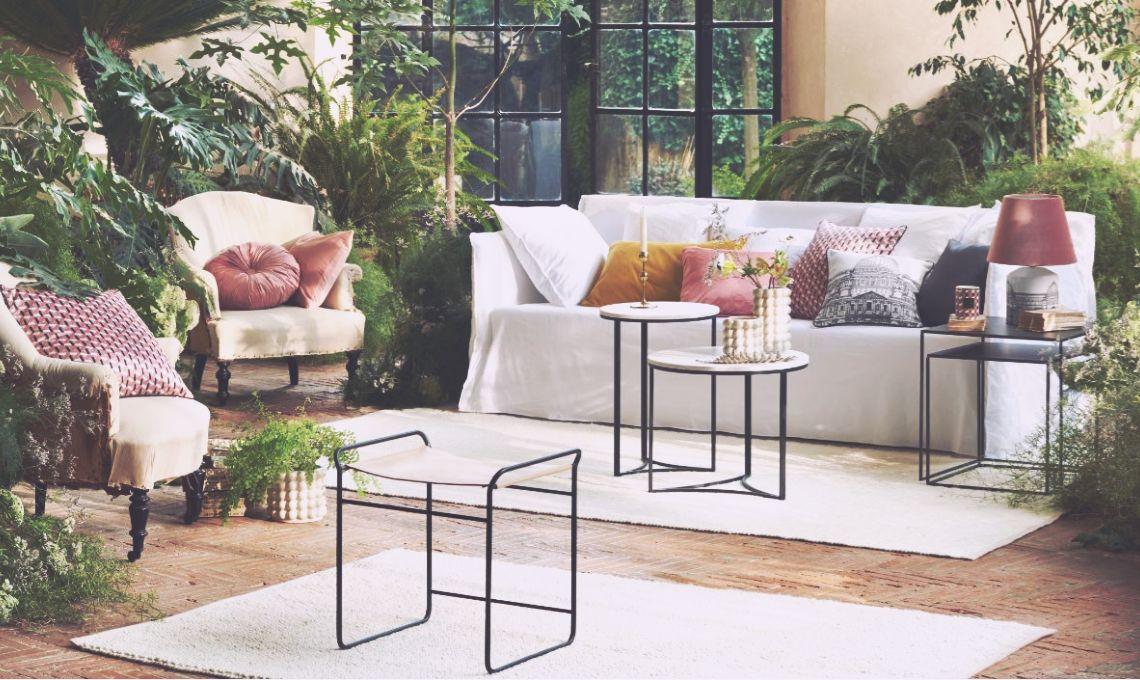 Secret garden: la nuova collezione di H&M Home