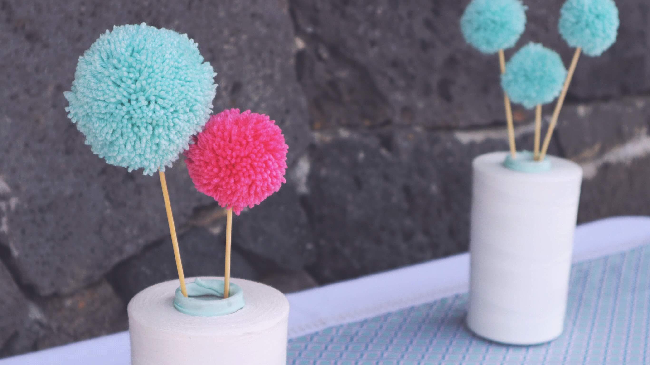 Un party di compleanno dai colori pastello