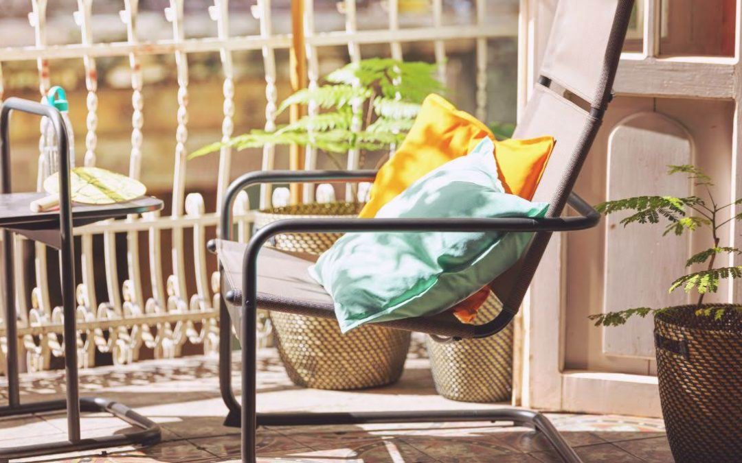 Novità tessili IKEA: l'estate dove vuoi tu