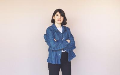 Camicia di jeans di Burda giovane & easy
