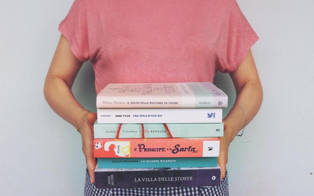 Sei romanzi a tema cucito da portare in vacanza