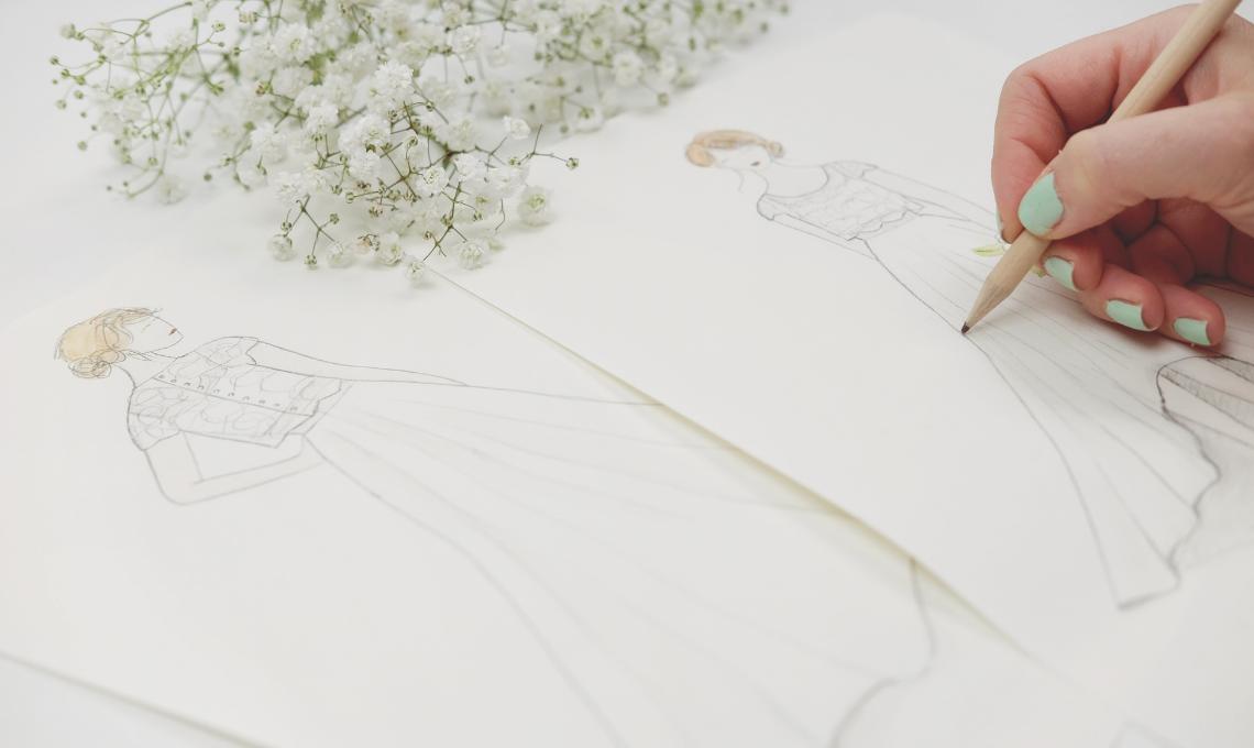 GCiletta_rocchettiepois_abito_da_sposa_diy_fai_da_te_disegno_modello